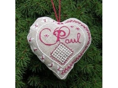 Accroche Coeur  Paul