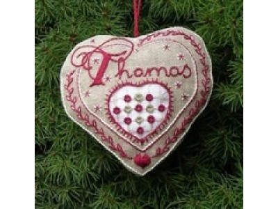 Accroche Coeur  Thomas