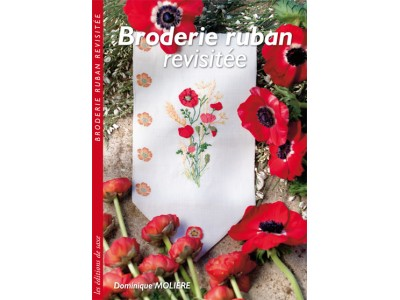 BRODERIE RUBAN REVISITEE