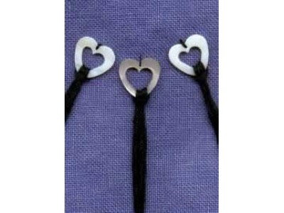 thread  ring heart -  NON DISPONIBILI