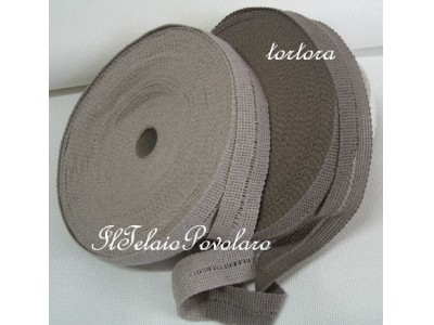 Slalon acrilico color tortora