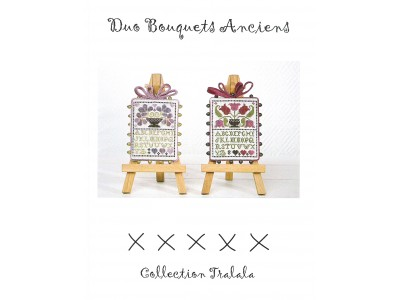 Duo bouquet anciens