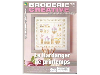BRODERIE CREATIVE NR 55