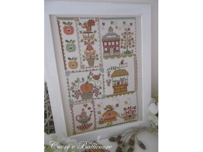Autunno in Quilt - 160x 239 punti