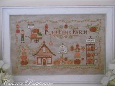 Pumpkins Farm - 250 x 150