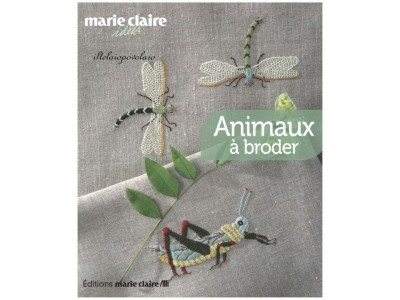 ANIMAUX A BRODER