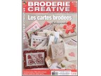 LES CARTES BRODEES