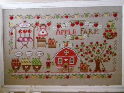 Apple farm - 250 x 156 punti