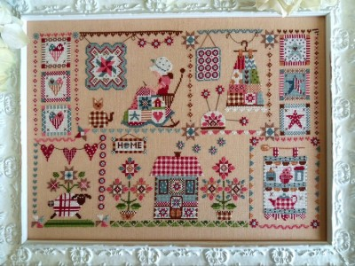 Quilting in quilt 240x160 punti