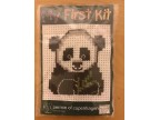 - My first kit Permin panda